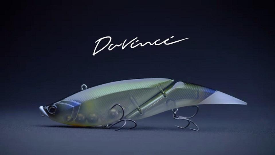 ★超注目の「 Davinci(ダビンチ)」!  ELEMENTSブランドが放つ第1弾ルアーは業界の風雲児になるか!?★