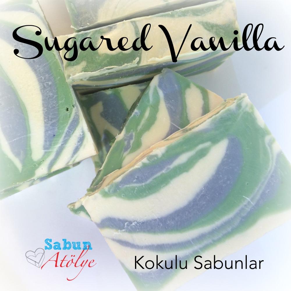 Kokulu Sabunlar: Sugared Vanilla