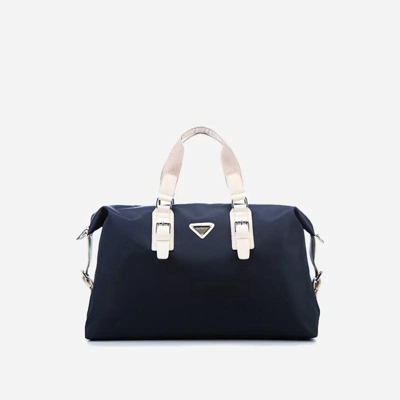 sac à main sacoche homme bleu Maibag Classic.
