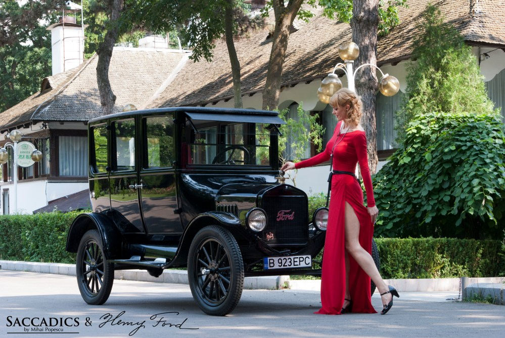 FORD MODEL T  (5/6)