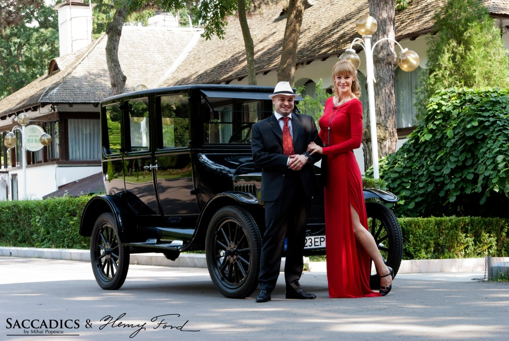 FORD MODEL T  (2/6)