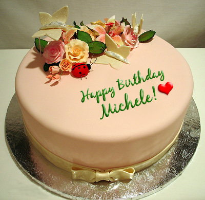 Happy Birthday Michelle Bentzen Sacchefs Blog