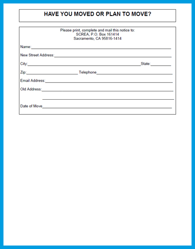 address form template cool templates template kid com address – Change of Address Form Template