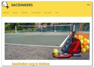 SacDinker WordPress Site