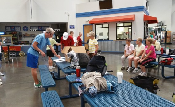 Folsom Pickleball Camp 2015