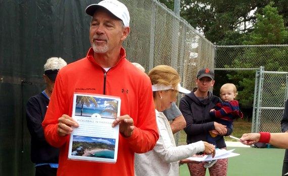 Scott Moore at Rusch Park