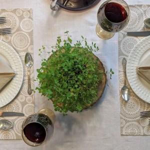 NAPPERONS DE TABLE POUR LA CUISINE « SIGNATURE »