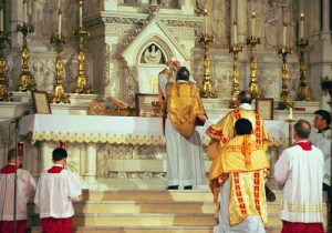 Missa tridentina (1)