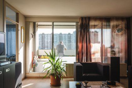 Le Corbusier Chandigarh Linkeroever foto's Europark Sacha Jennis