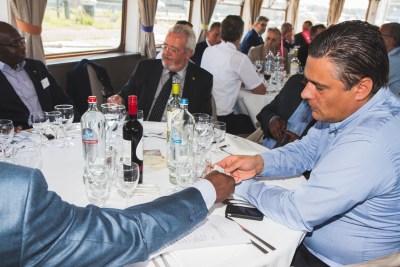 boottocht Club Afrique Port of Antwerp