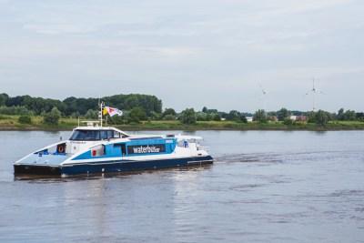 Waterbus Antwerpen