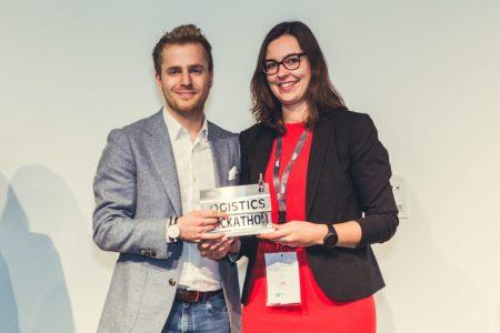 Winnaars OTM Logistics Hackathon ©Sacha Jennis