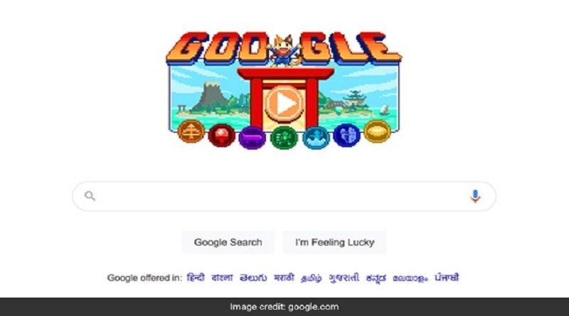 Google ने Tokyo Olympic 2020 को समर्पित किया अपना Doodle, यूजर्स को दिया Free Animated Game खेलने का मौका