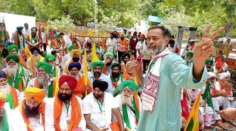जंतर-मंतर पर लगी ऐतिहासिक Kisan Sansad, 40 किसान संगठन सहित 20 राज्यों के किसान बने हिस्सा