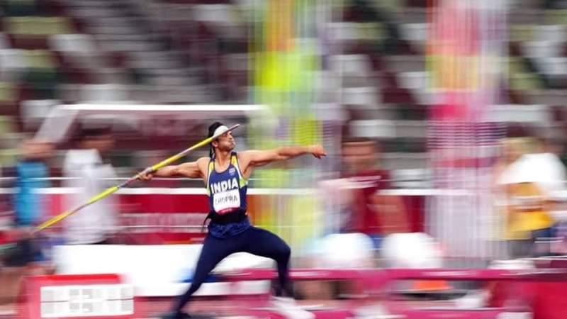 Tokyo Olympics 2020 Neeraj Chopra