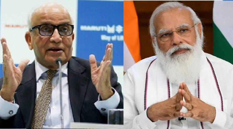 Modi सरकार पर भड़के Maruti के चेयरमैन, बोले-ये सिर्फ बयान देती है, कोई काम नहीं करती