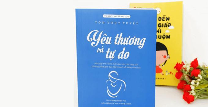 sach yeu thuong va tu do