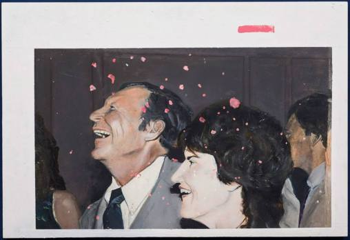 """Walker Keith Jernigan, """"Parent's Wedding"""", 2013"""