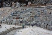 SACI Sculpture fieldtrip Fall 2014 to Colonnata and Carrara