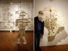 """JULIA GALLIEZ: """"semBra"""" in the SACI Gallery"""