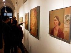 """""""Dialoghi dell'Arte 2014-15"""" in the SACI Gallery"""