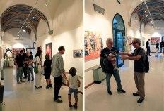 """""""Daniele Nannini: Animal Portraits"""" in SACI's Maidoff Gallery"""