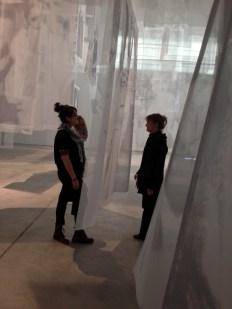 Christian Boltanski at the Merz Foundation