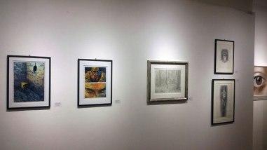 "Gregory Blanche: ""Of Elvis, Van Gogh, & Flowers"""