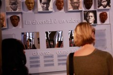 SACI Body Archives 4 exhibition in the Museum of Anthropology, Florence