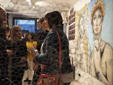 """Caffeina Nostalgica"" - SACI Post-Bac exhibition at 79rosso"