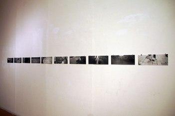 Hana Sackler - Untitled, photographs, 2015; Birthday song, audio, 2015-2016