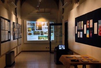 SACI Spring 2016 Student Art Exhibition