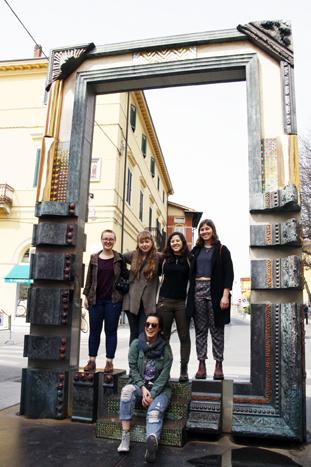 saci sculpture field trip to Pietrasanta Carrara Spring 2017 (13)