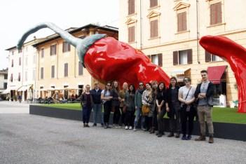 saci sculpture field trip to Pietrasanta Carrara Spring 2017 (9)
