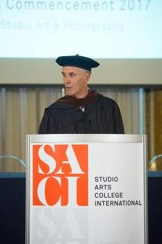 Jacopo Santini, MFA in Photography Co-Director