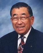 Rev George Nishikawa