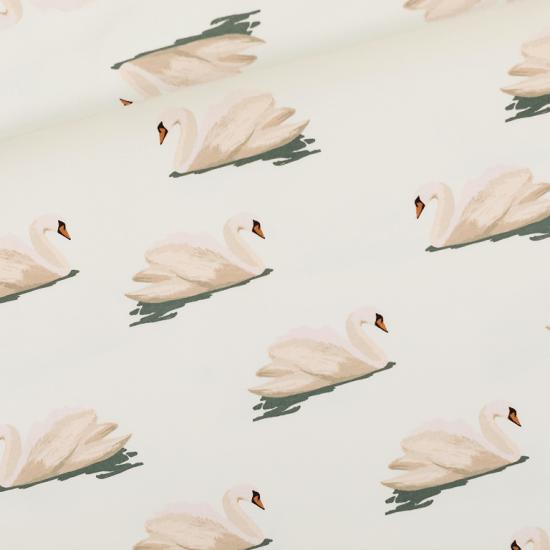 Tissu Swan