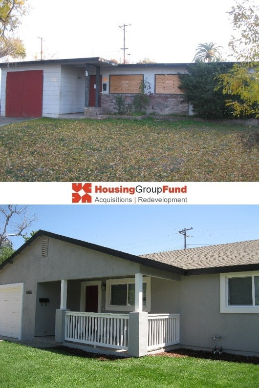 HGF - Before & After - Front