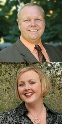Steve Ostrom & Heather Ostrom