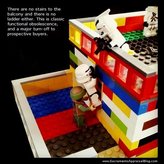 Legos and real estate - photo by Sacramento Appraisal Blog - 2