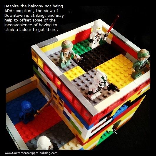 Legos and real estate - photo by Sacramento Appraisal Blog - 3