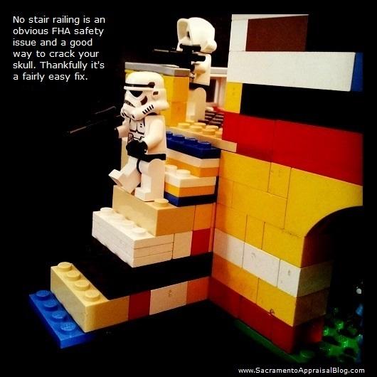 Legos and real estate - photo by Sacramento Appraisal Blog - 4