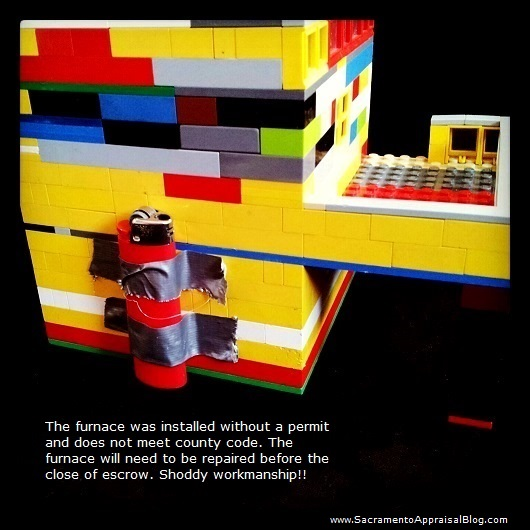 Legos and real estate - photo by Sacramento Appraisal Blog - 6