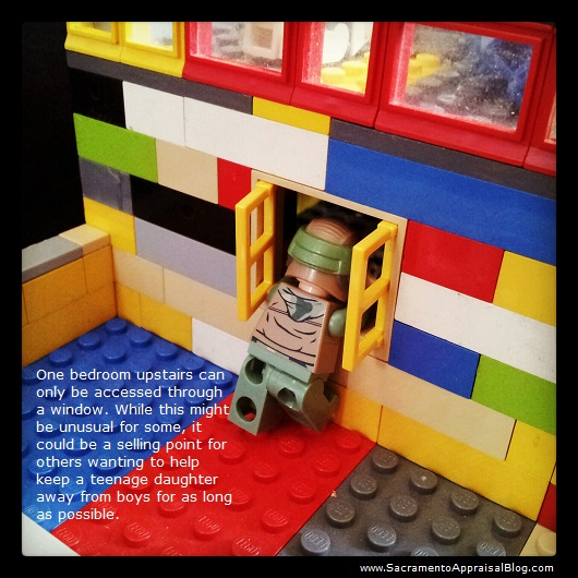 Legos and real estate - photo by Sacramento Appraisal Blog - 7a