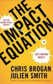 The Impact Equation Book Cover