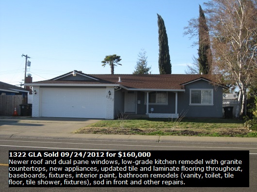 House on Zinfandel Drive - photo by Sacramento Appraisal Blog