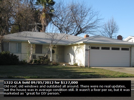 Zinfandel Drive sale in Rancho Cordova - photo by Sacramento Appraisal Blog