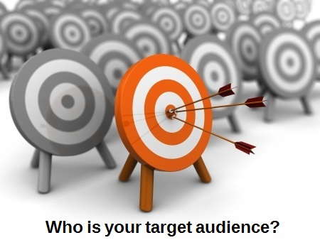 target audience - image purchased by Sacramento Appraisal Blog from 123rt dot com 2