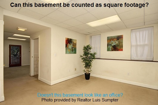 Luis Sumpter Basement Photo