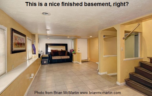 Can A Basement Be Considered Square Footage Enchanting Average Cost Basement Remodel Set Property